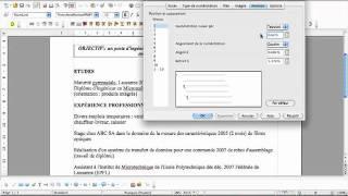 Instant video play comment ne pas num roter la premi re page avec openoffice writer - Pagination automatique open office ...