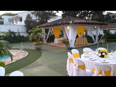 Casa 4 ciudad jardin cali matrimonio youtube for Aviatur cali ciudad jardin