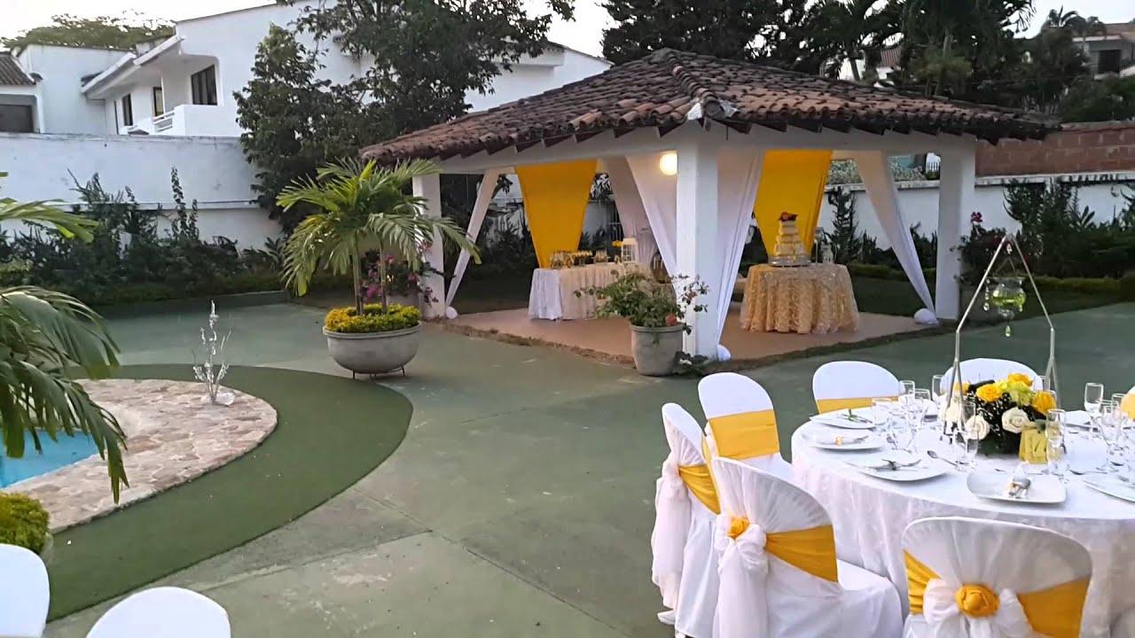 Casa 4 ciudad jardin cali matrimonio youtube for Bares ciudad jardin cali