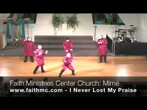 Tramaine Hawkins - I Never Lost My Praise (mime)
