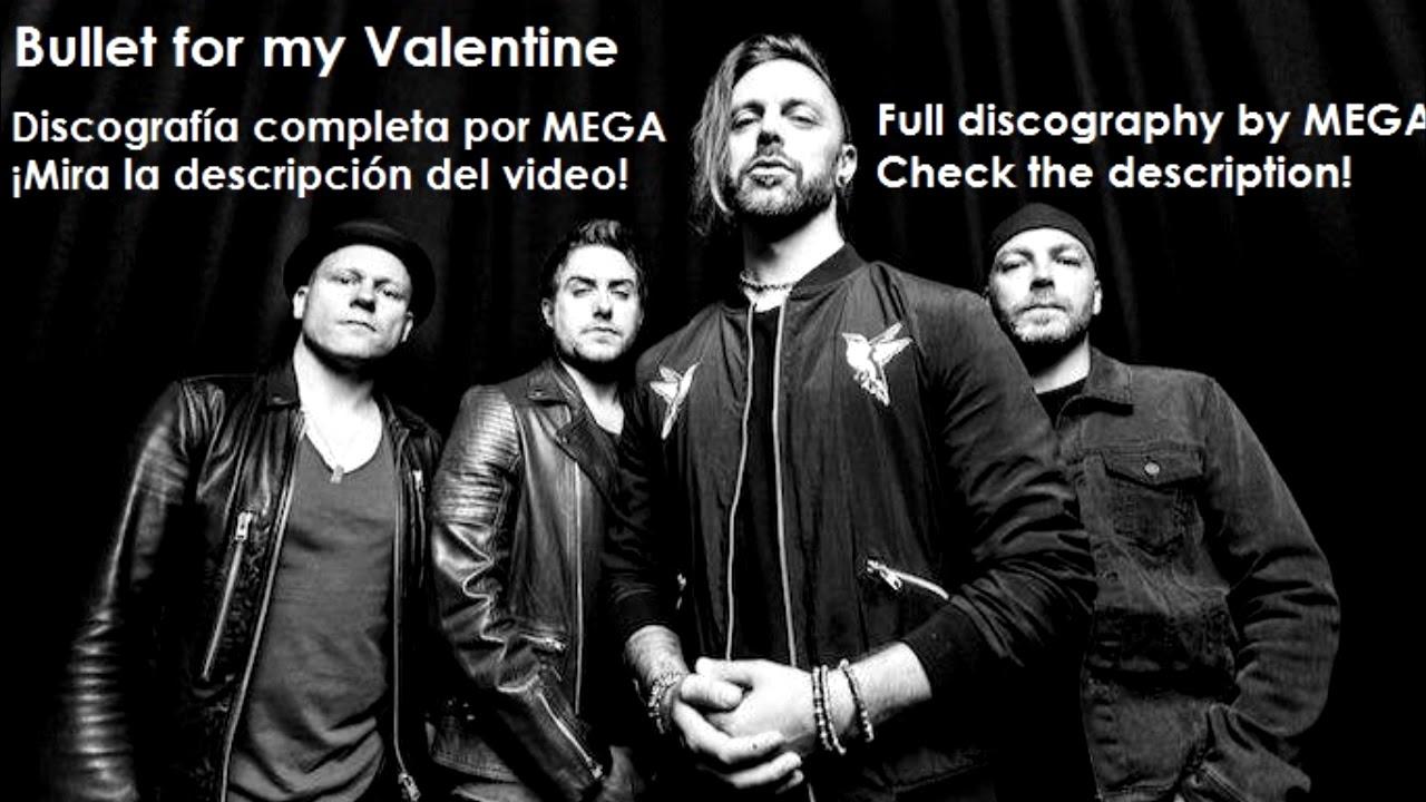 bullet for my valentine discografia download mega
