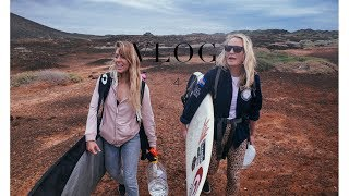 Vlog 4   Surfing an