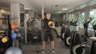 How to do a Windmill Exercise
