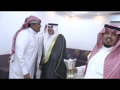 حفل زواج الشاب ناصر بن غازي الصفياني