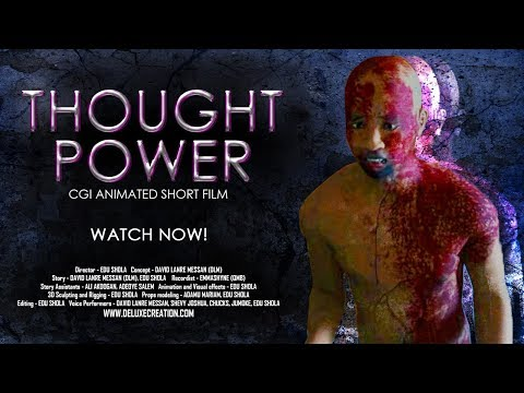 Thought Power Animated 3D Short Film