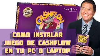 como descargar e instalar juego de cashflow 101-202 Robert Kiyosaki gratis