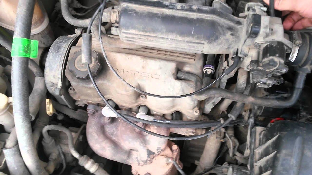 Матиз 0.8 ремонт двигателя своими руками