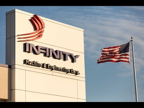 Join an Industry Leader! - Infinity Machine & Engineering Corp.