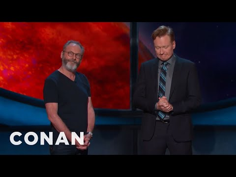 """Game of Thrones'"" Liam Cunningham Exacts His Revenge On Conan  - CONAN on TBS"