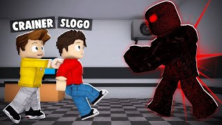 Using SLOGO To ESCAPE The BEAST In ROBLOX! (Flee The Facility)