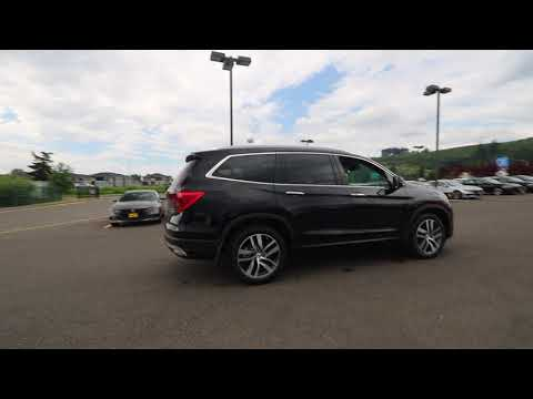 2017 Honda Pilot Elite | Crystal Black | HB047623 | Seattle | Sumner | Puyallup |
