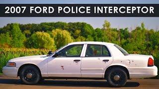 Review | 2007 Ford Police Interceptor CVPI | A Love Story