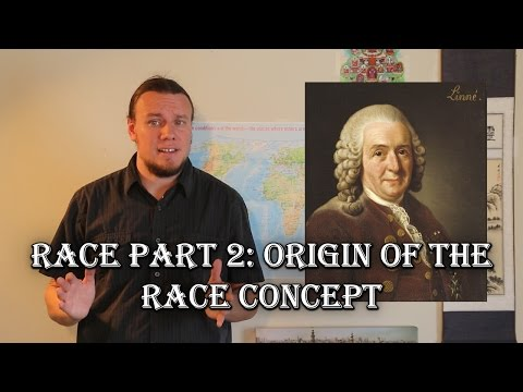Anthropology in 10 or Less: 106: Race Part 2:  The Origin of the Race Concept