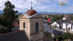 Ville d'Aureilhan par FLY-VIDEOM Prises de vues aériennes drones Hautes-Pyrénées Tarbes 65 Sud-Ouest
