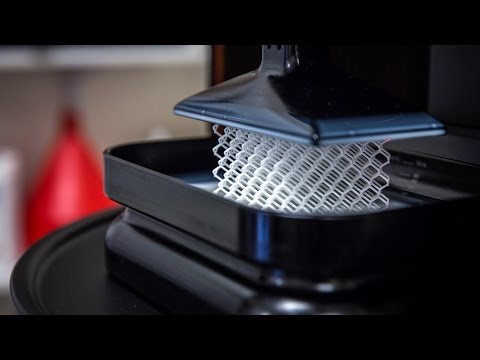 Carbon M1 Super Fast 3D Printer Demo!