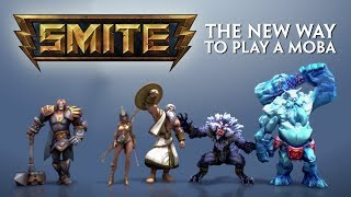 SMITE: The New Way to Play a MOBA