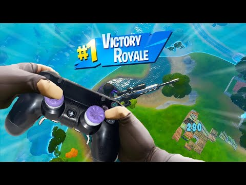 THIS Is Why I Play Fortnite With The Fps Dominator Strikepack... (+ Giveaway)
