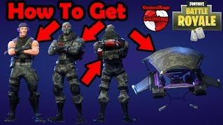 Fortnite : How To Get Exclusive Twitch Prime Pack Outfits (Xbox One, PS4, PC)