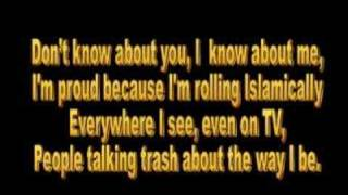 Native Deen - M-U-S-L-I-M with lyrics