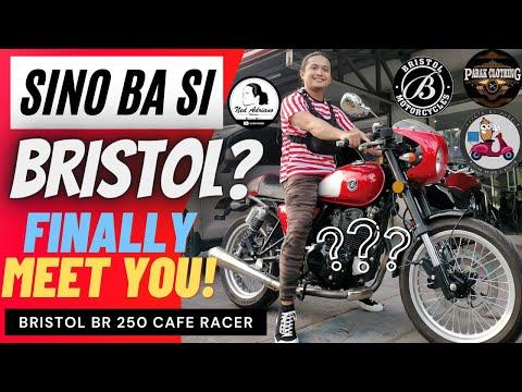 Finally! Nakilala ko rin si Bristol! | First Ride on Bristol BR 250