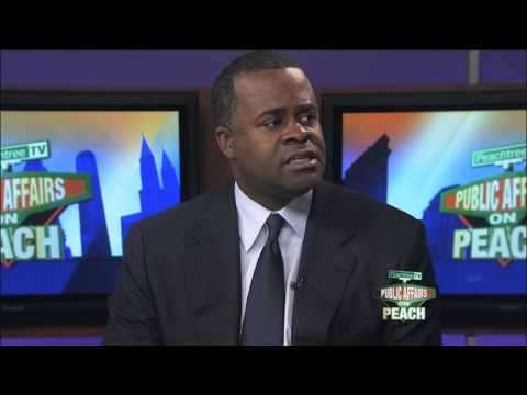 Atlanta Mayor Kasim Reed On Gay Marriage