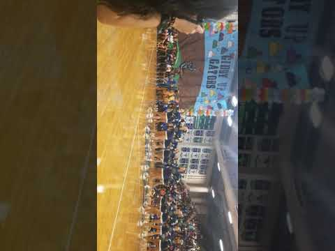 Welcome Back Assembly 2019-2020