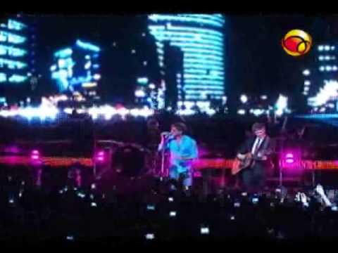 A-Ha - Foot Of The Mountain Live Credicard Hall - SP