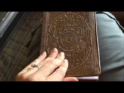 Rustic Town Handmade Ancient Leather Journal