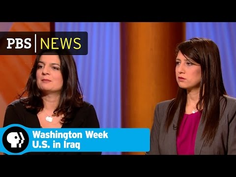 U.S. in Iraq | Washington Week | After Foley Execution, How Does the U.S. Battle ISIL?| PBS NEWS