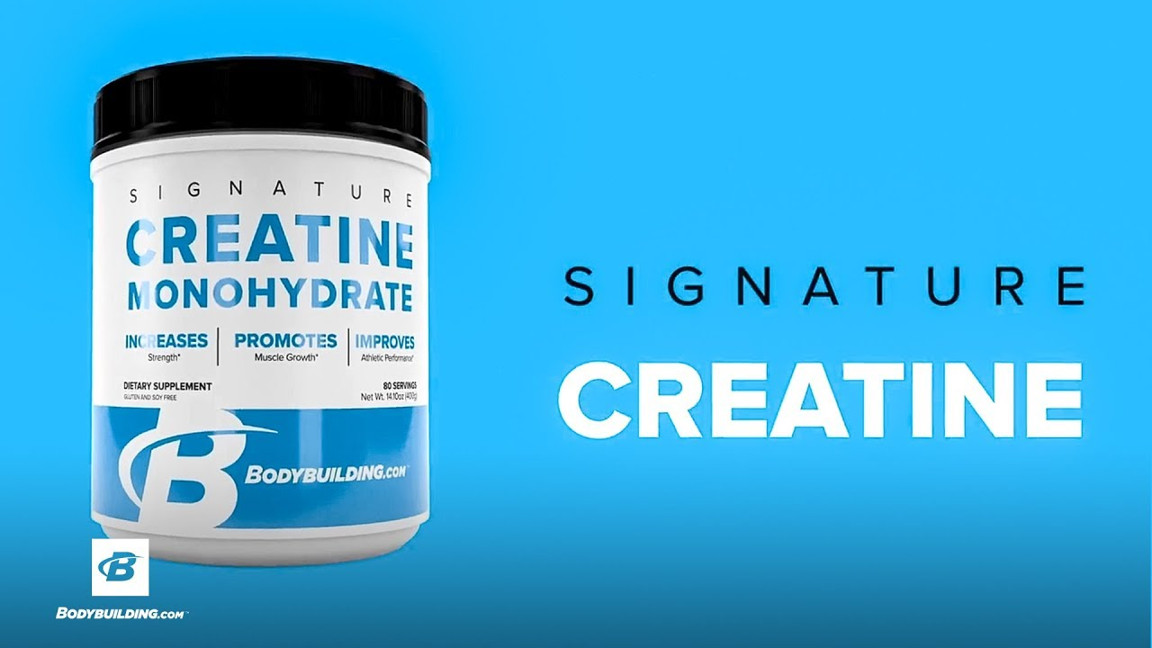 Signature Creatine | Bodybuilding.com