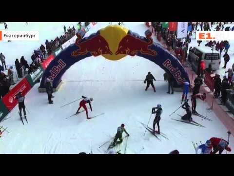 Лыжня России - 2016 в Екатеринбурге