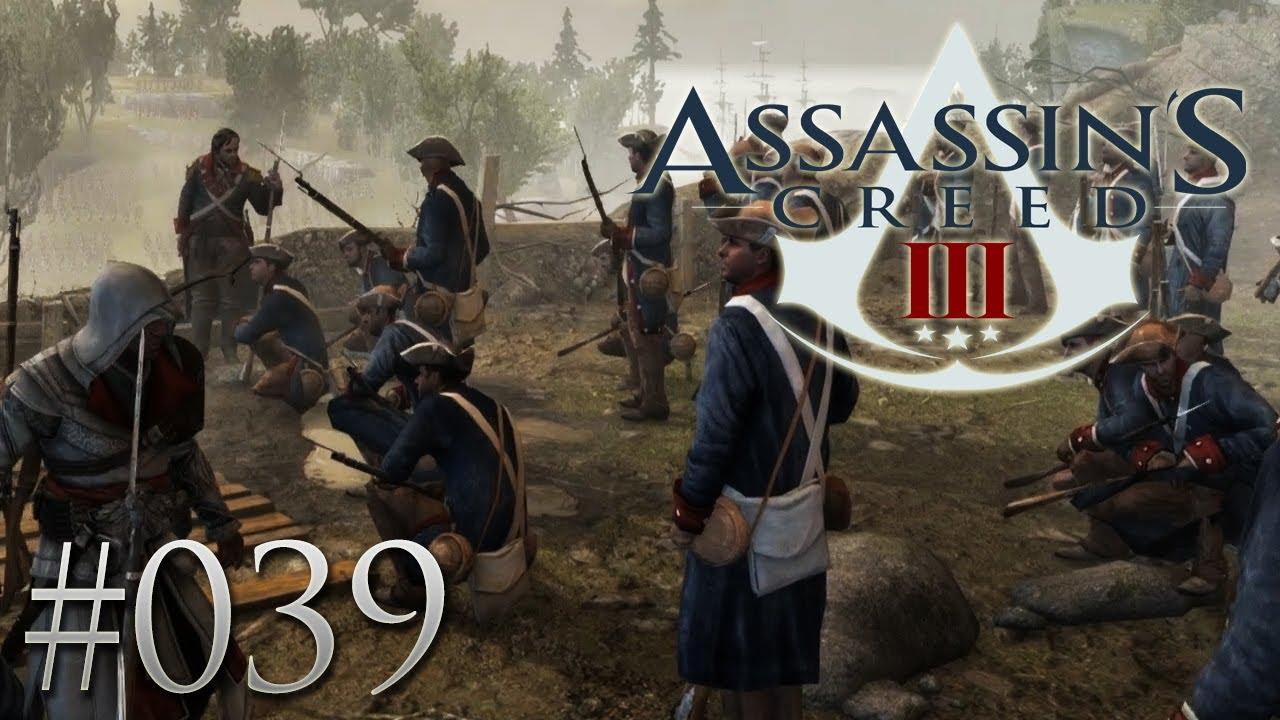 Assassins Creed 3 - #039 - An vorderster Front ft. John Pitcairne!