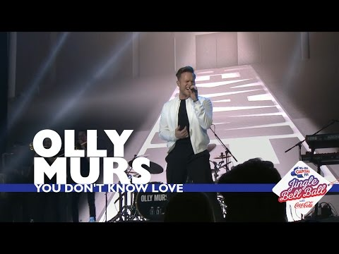 Olly Murs - 'You Don't Know Love' (Live At Capital's Jingle Bell Ball 2016)