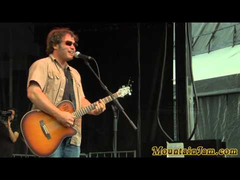"""Martin Sexton - """"Diner"""" - Mountain Jam V - 5/31/09"""