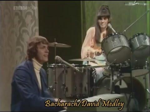 Bacharach/David Medley - The Carpenters at BBC in 1971