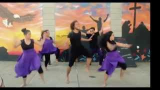 The Great I Am Larue Howard Original Dance Video- Judah Roars Thumbnail