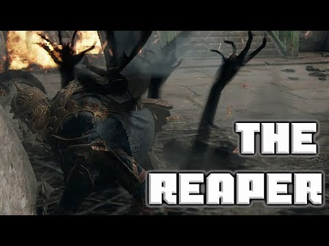 The Reaper | Rep 60 Centurion | For Honor