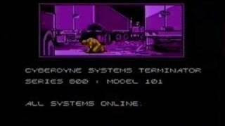 Metro Games - Terminator 2  (Nes Game Advert)