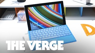 Microsoft Surface 3 review: a tablet that wants to be a laptop