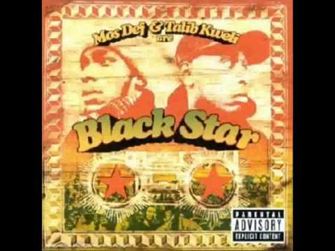 Black Star - Brown Skin Lady (with lyrics)