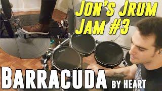 Barracuda - Heart - Drum Cover