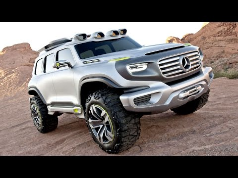RC Trucks Scale Offroad 4×4 MUD Adventures – Mercedes Ener-G-Force  VS Axial Wraith