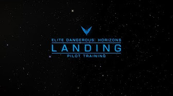 Elite Dangerous: Horizons Training Guides - YouTube