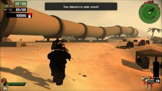 Foreign Legion: Buckets of Blood - Mission One: Medium