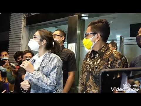 Inilah Alasan Polisi Tidak Menahan Gisel. Polda Metro Jaya Jakarta 8 Januari 2021