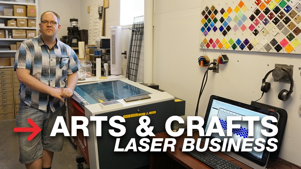 Laser Engraving Business Chinook Crafts Sdy 300
