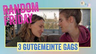 """RANDOM FRIDAY – 3 gutgemeinte Gags: """"F4: Korrekte Ausspielung"""""""