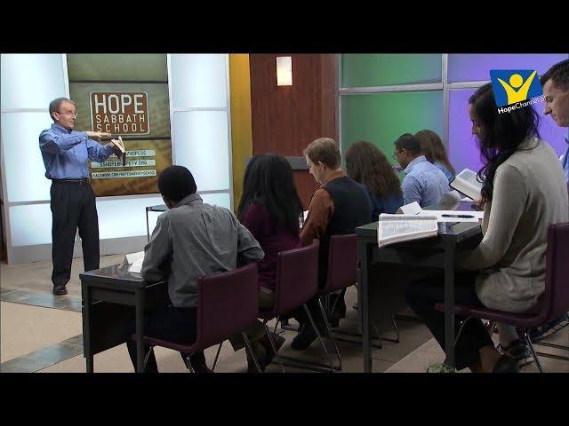 Szkoła Sobotnia Hope Channel - Lekcja XII (23 czerwca 2018)