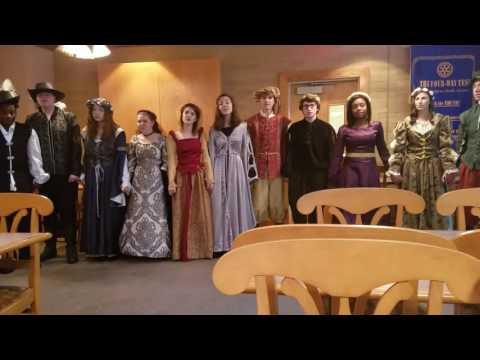 Chopticon High School Choir at Leonardtown Rotary