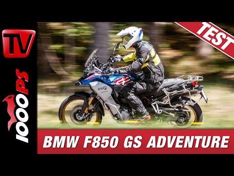 Reiseenduro Vergleichstest 2019 | BMW F850 GS Adventure im Vergleich - Test und Empfehlungen